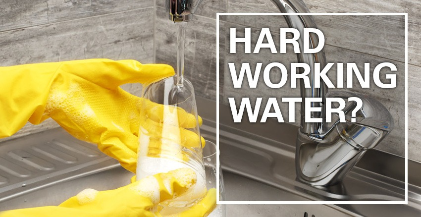 How hard is your water working?