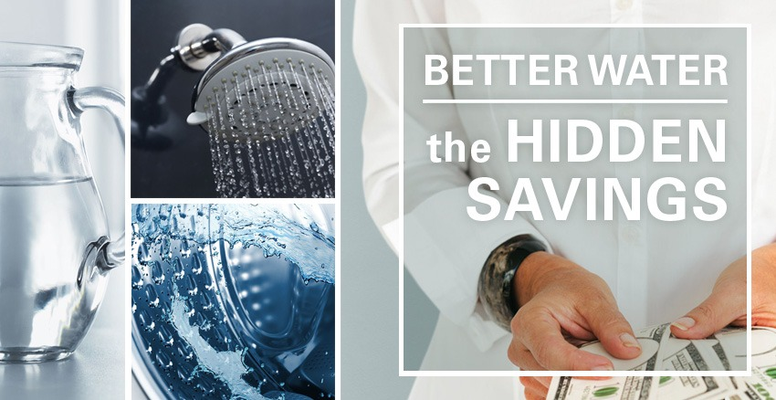 Better Water The Hidden Savings