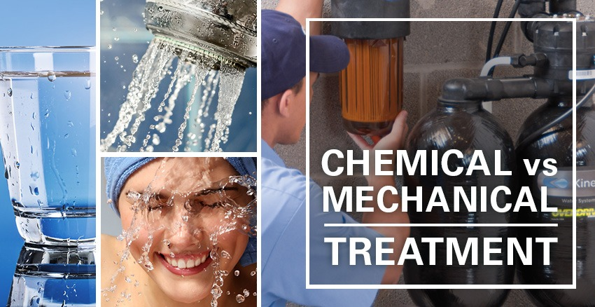 Chemical vs Mechanical Water Treament banner